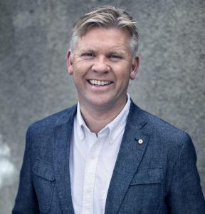 Svein Erik Fatnes OSPAs Judge